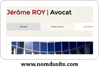 AVOCAT JEROME ROY