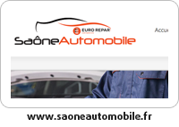 SAONE AUTOMOBILE
